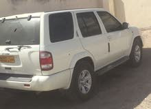 Nissan Pathfinder car for sale 2005 in Ja'alan Bani Bu Ali city