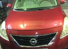 Nissan Sunny Model - 2013 .Run 25000 kms