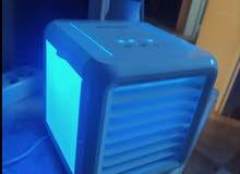 تكييف الهواء لبرودة غرفة كامله مع وجود اضاءه به