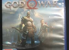 ps4 game : god of war