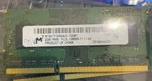 2gb RAM DDR3 for laptops