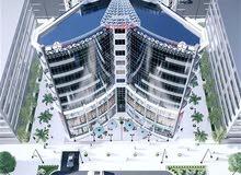 صيدالية للبيع في العاصمة الادارية في الداون تاون X-Business Complex mall