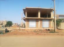 موقع ناصيه على شارعي ظلط مربع 18 النخيل أبوسعد