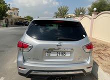 Nissan Pathfinder SV 4WD - 2014 - Family Driven - GCC
