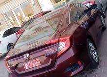 سيارات هوندا سيفيك للايجار مع مجانية خدمة التوصيل و الاستلام