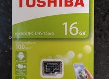 ميموري 16 جيجا micro SD 16 GB