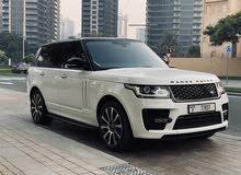 SVO Kit  Supercharged SE Range Rover Vogue  GCC