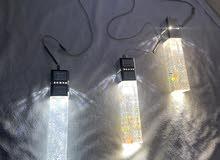 ثريا من 3 مصابيح