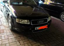 audi A4 2005 automatic black color