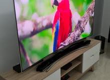 Samsung Qled 65 inch 4k hdr curve sliver q865q8c last price 4500
