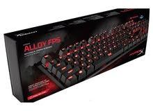 HyperX Alloy FPS Cherry MX Blue Mechanical Gaming Keyboard