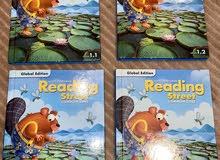 كتب مدارس عالمية grade 1 - reading