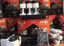 سستم كاميرات بسعر 99 الف فقط