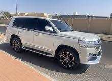 Toyota Land Cruiser 2013. v8 full option