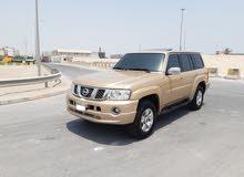 Nissan Patrol Super Safari 2008 (Beige)