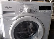 whirlpool 7kg  washing machine white colour