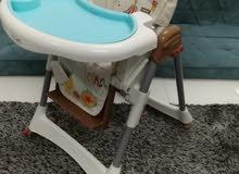 كرسي اطفال نظيف