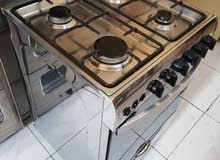 four burner almost new range