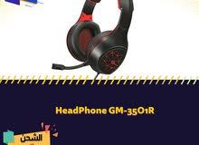 HeadPhone GM-35O1R