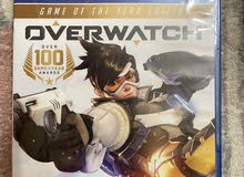 The last of us game & overwatch
