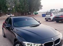 BMW 318 موديل 2017 السيارة 1500 سى سى توين تيوبو