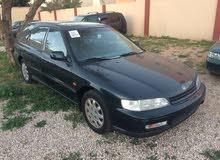 Blue Honda Accord 1997 for sale