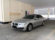 BMW 520i 2014 (Silver)