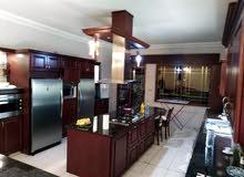 شقة طابقية للبيع 376م+ 300 خارجي في ام السماق الشمالي