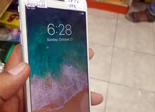 iphone7 pluse uesd 128gb silver coloer