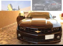 Chevrolet Camaro car is available for a Day rent