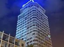 للإيجار مكتب في برج دمشق طابق رابع