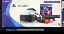 Bundle Offer PS VR +camara +2 move controller +1 Game