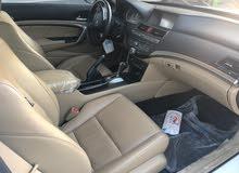 هوندا اكورد كوبيه V6 موديل 2012