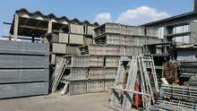 سقالة إطار روكس ألمانية 2000 متر مربع RUX Scaffolding