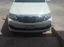 180,000 - 189,999 km mileage Toyota Fortuner for sale