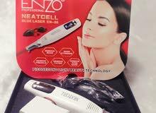 جهاز ازالة الوشم والتاتو والتصبغات الجلدية من انزو ANZO