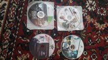مجموعة ألعاب بلاي ستيشن 3 واكس بوكس 360 أصلية