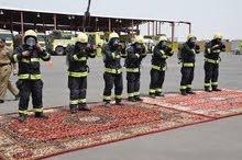اسطونات اطفاء الحرائق