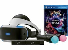نظارة الواقع الافتراضي ، playstation VR