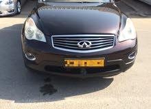 Infiniti EX35 car for sale 2008 in Sohar city