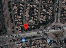 فرصة مميزة - ارض تجارية للبيع في اليرموك
