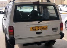 Jeep Cherokee 2001 For sale - White color