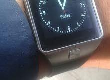 الساعة الذكية مع الضمان سعر مغري 125 ريال