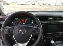 Toyota Corolla 2018 For Sale