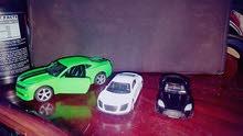 سيارات عرض حديد حجم متوسط صغير