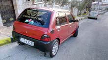 Red Subaru Vivio 1996 for sale