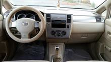 Nissan Tiida 2006 For sale - Gold color
