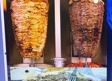 شيف شاورما لحم ودجاج صاج على الحطب خبرة لاتقل عن 15 سنة