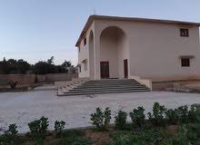 منزل للبيع بمنطقة الخظراء علي الطريق الرئسي
