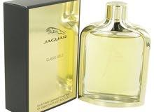 original perfume jaguar classic gold france new